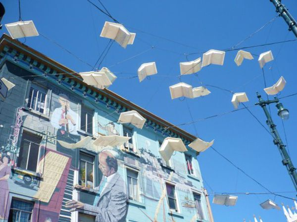 Flying Books - San Francisco