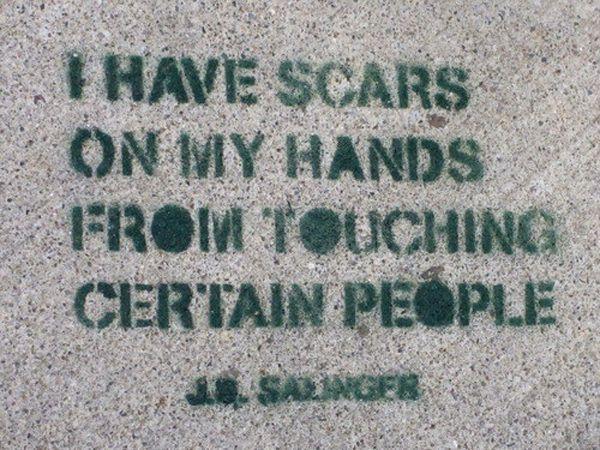 """J.D. Salinger, """"The catcher in the rye"""" (Il giovane Holden), Ann Arbor, MI"""