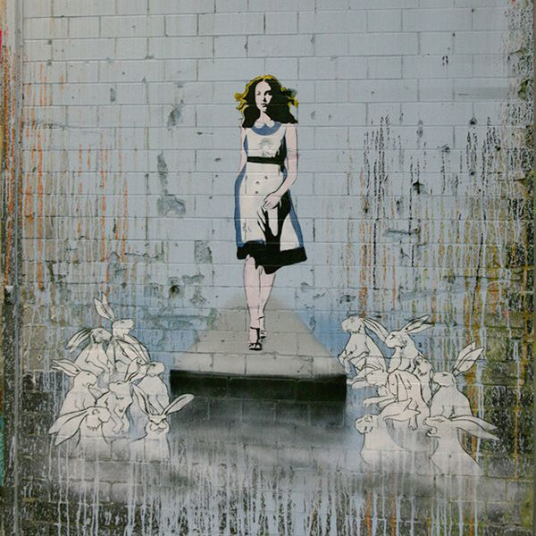 "Lewis Carrol, ""Alice's adventure in Wonderland"", London"