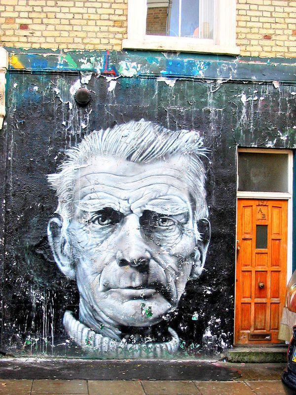 Samuel Beckett, Camden, London
