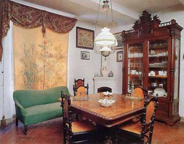 casa di Giovanni Pascoli a Castelvecchio