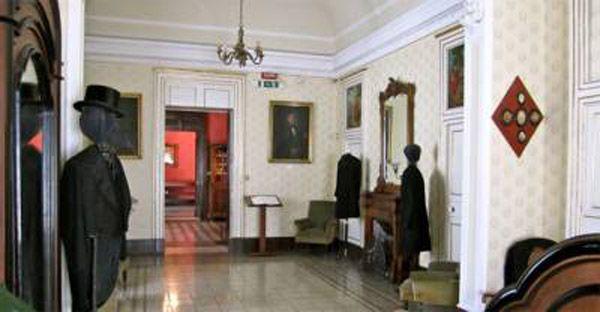 casa di Giovanni Verga a Catania