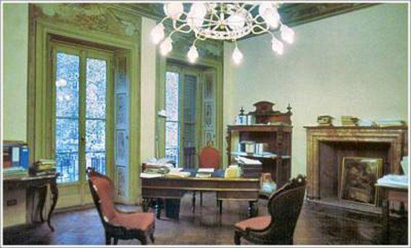 casa di Alessandro Manzoni a Milano