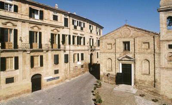 casa di Giacomo Leopardi a Recanati